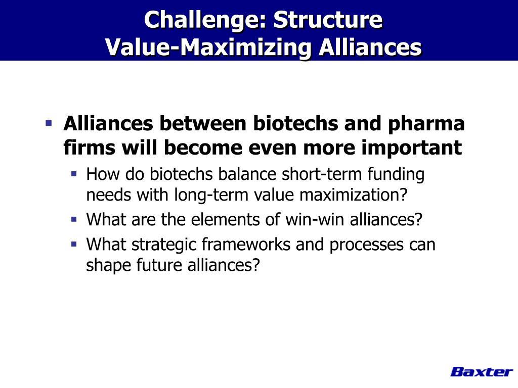 Challenge: Structure