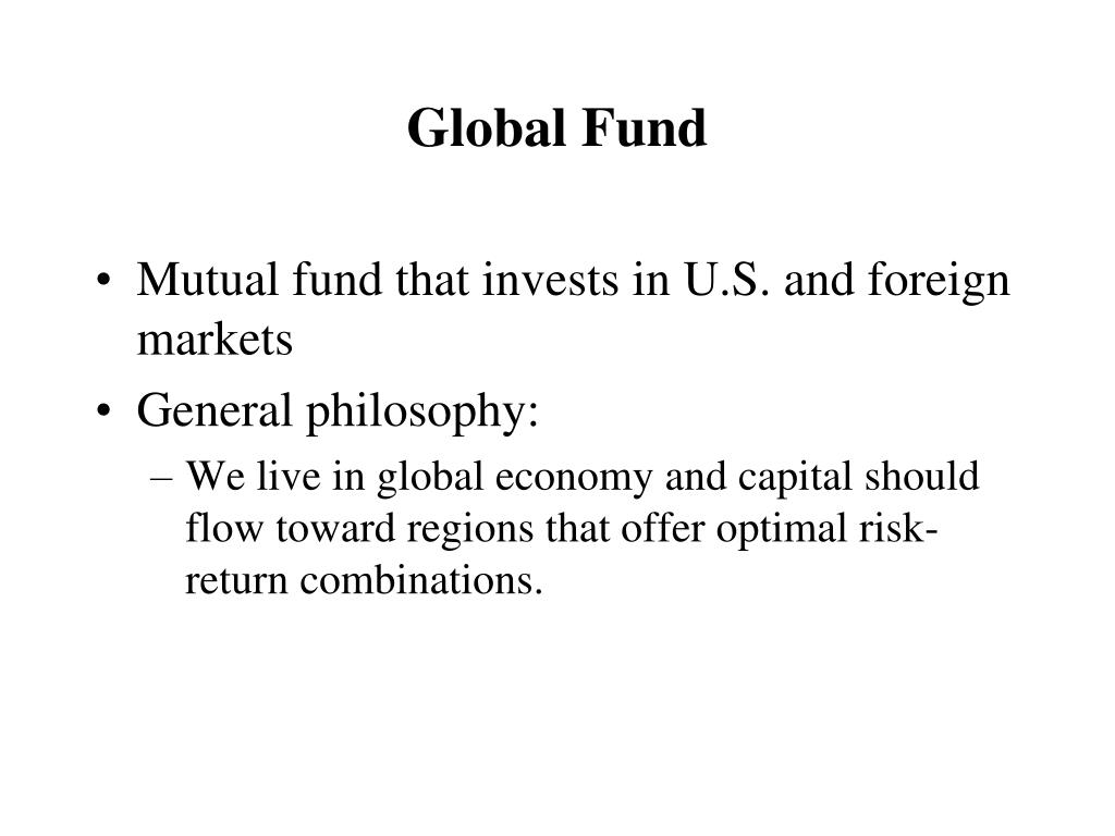 Global Fund