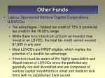 other funds43