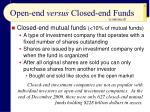 open end versus closed end funds9