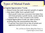 types of mutual funds40