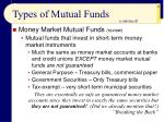 types of mutual funds50