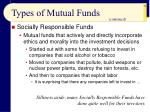 types of mutual funds56