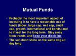 mutual funds40