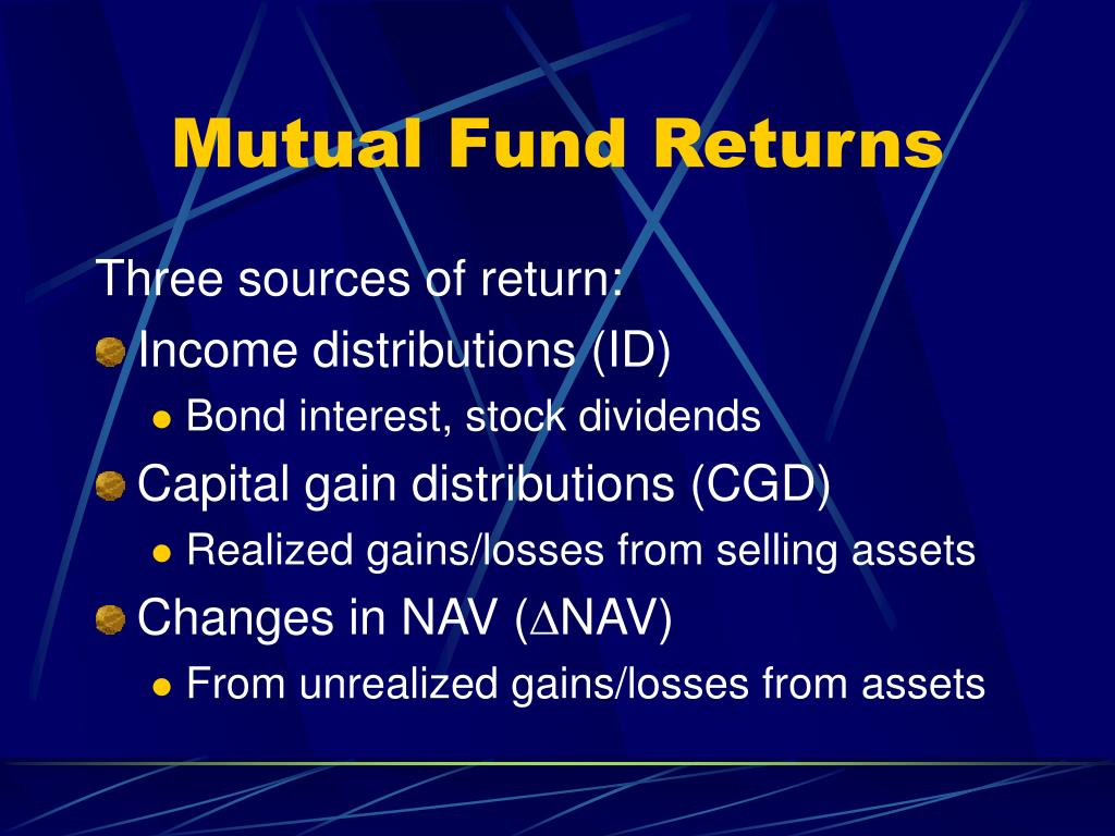 Mutual Fund Returns