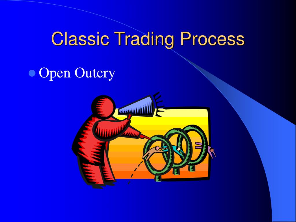 Classic Trading Process