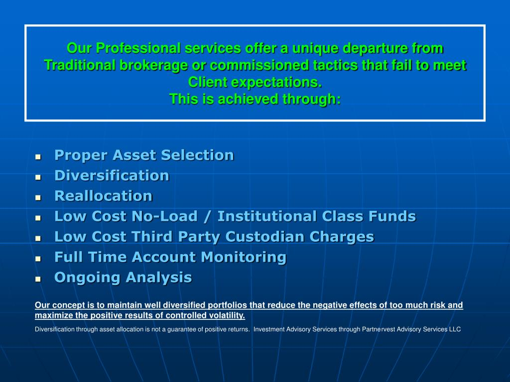 Our Professional services offer a unique departure from