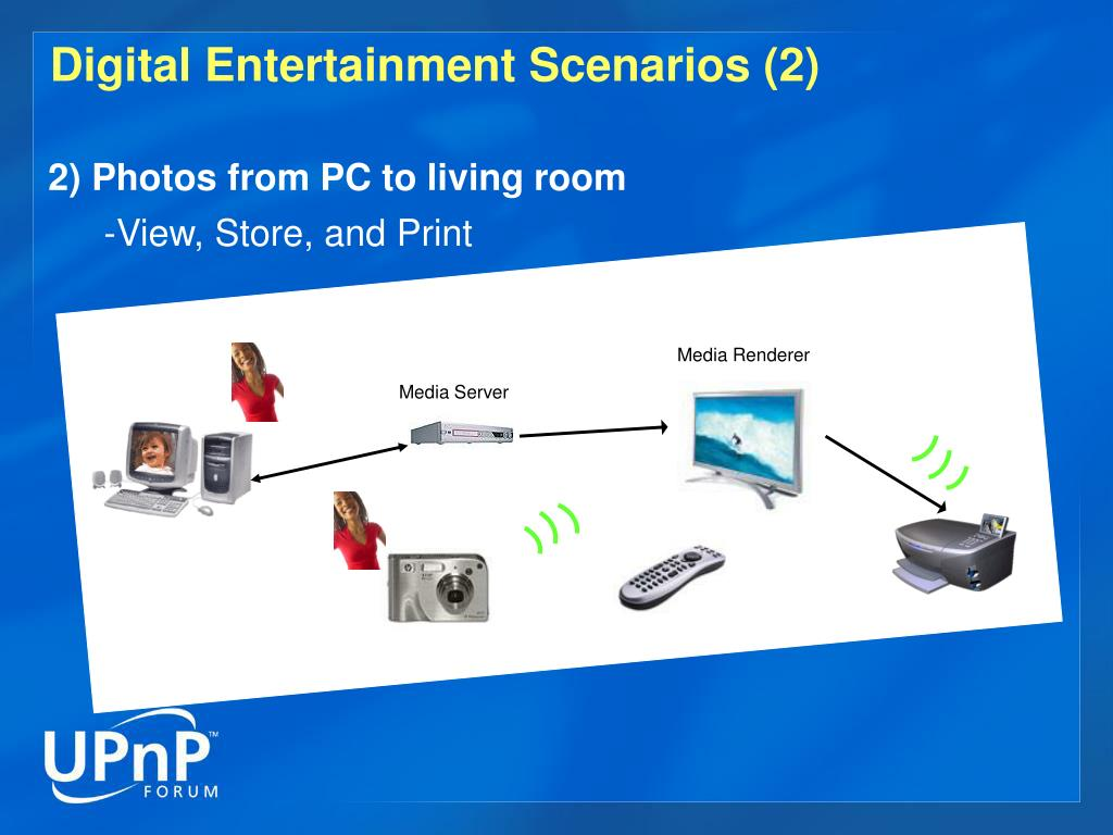 Digital Entertainment Scenarios (2)