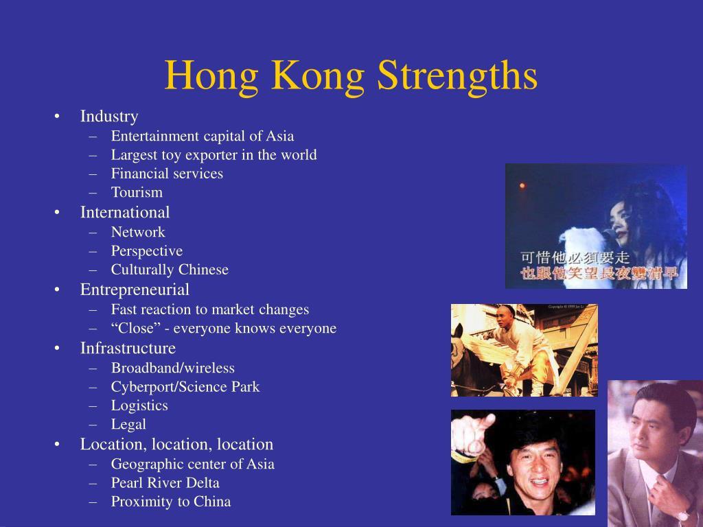 Hong Kong Strengths