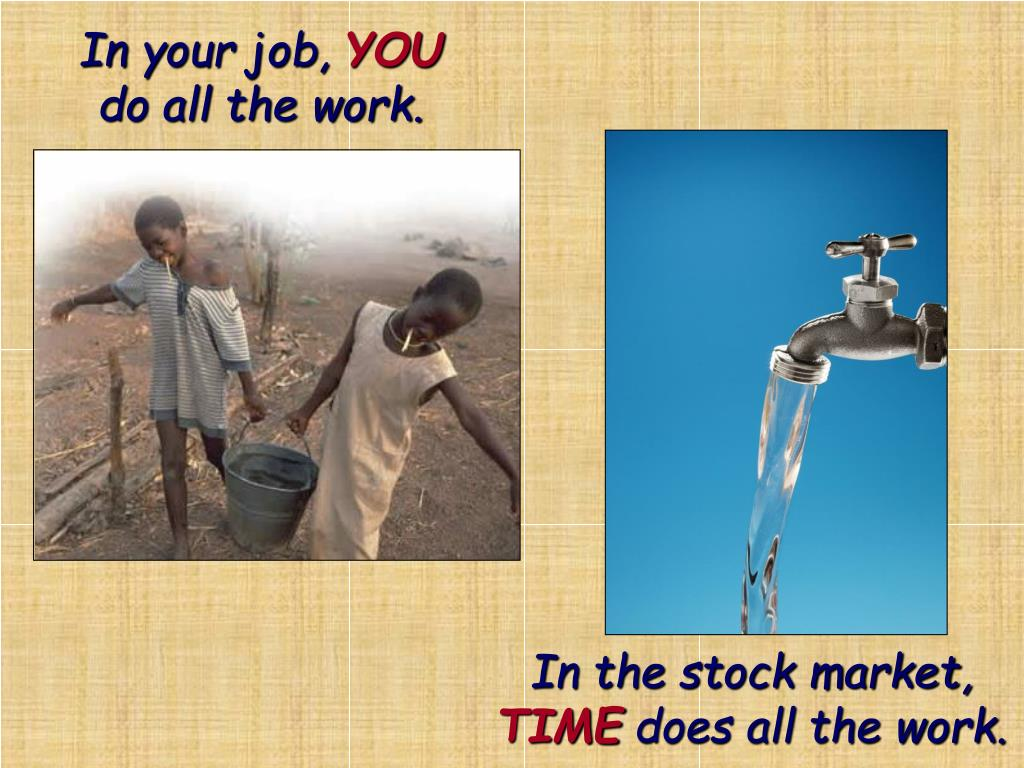 In your job,