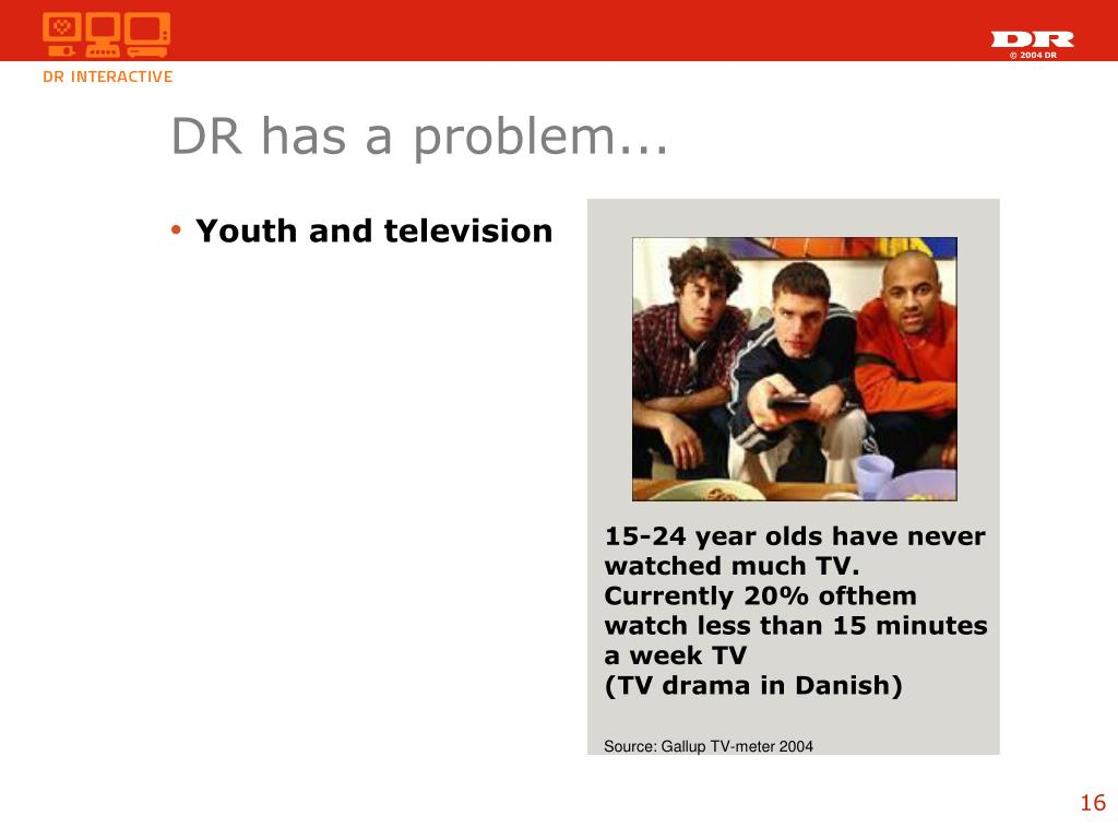 Youth and television