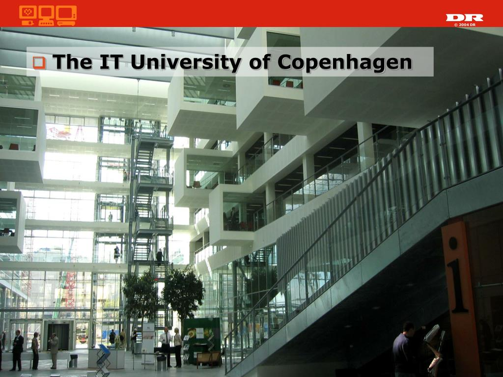 The IT University of Copenhagen