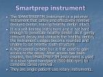 smartprep instrument