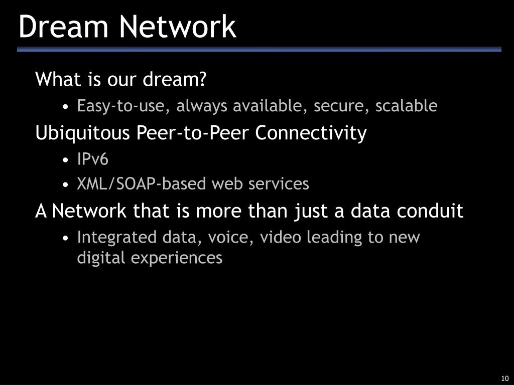 Dream Network
