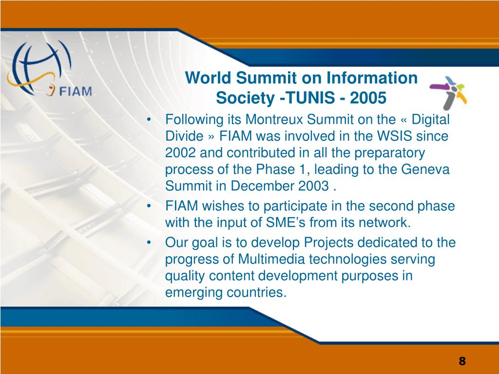 World Summit on Information