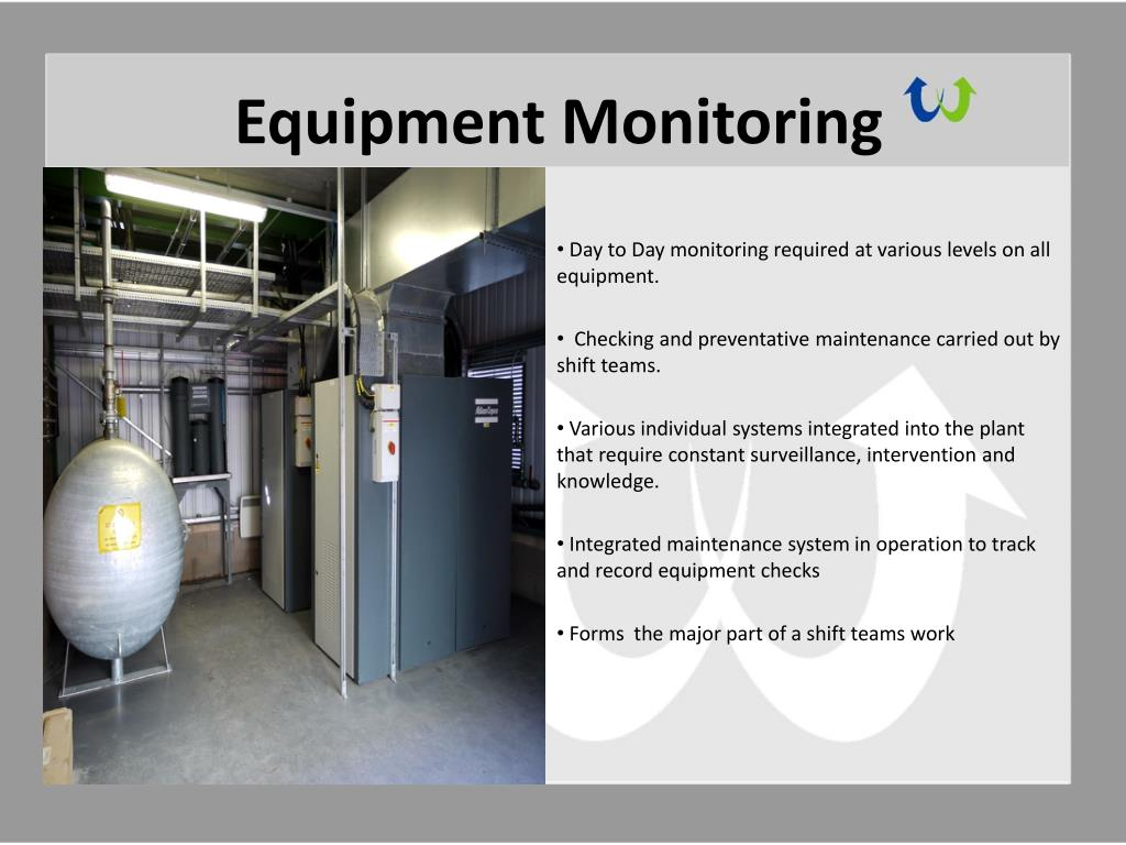 Equipment Monitoring
