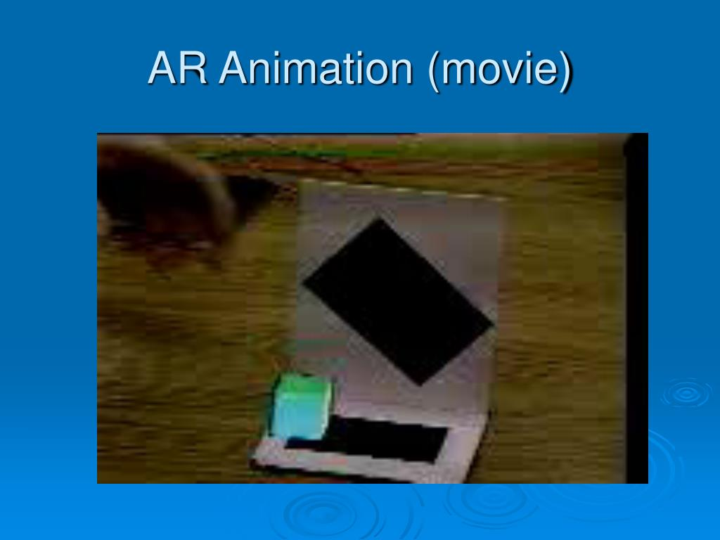 AR Animation (movie)