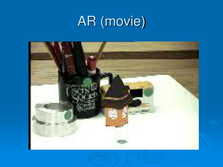 Ar movie