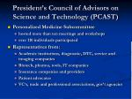 president s council of advisors on science and technology pcast3