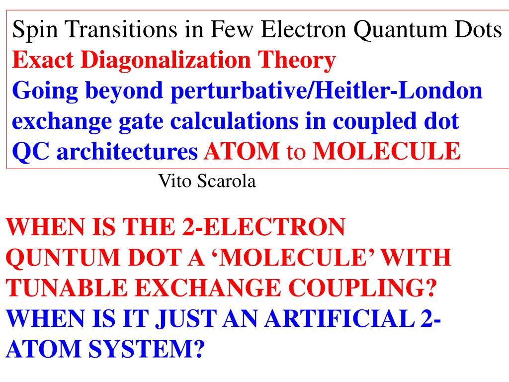 Spin Transitions in Few Electron Quantum Dots