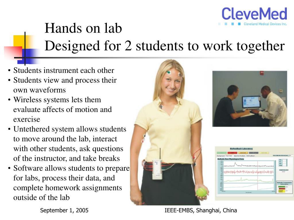 Hands on lab