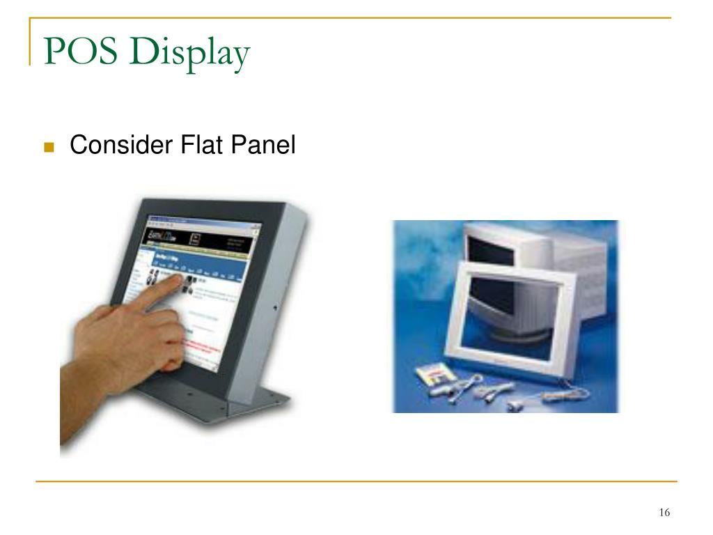 POS Display