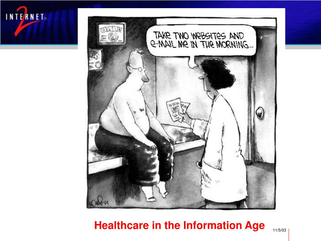 Healthcare in the Information Age