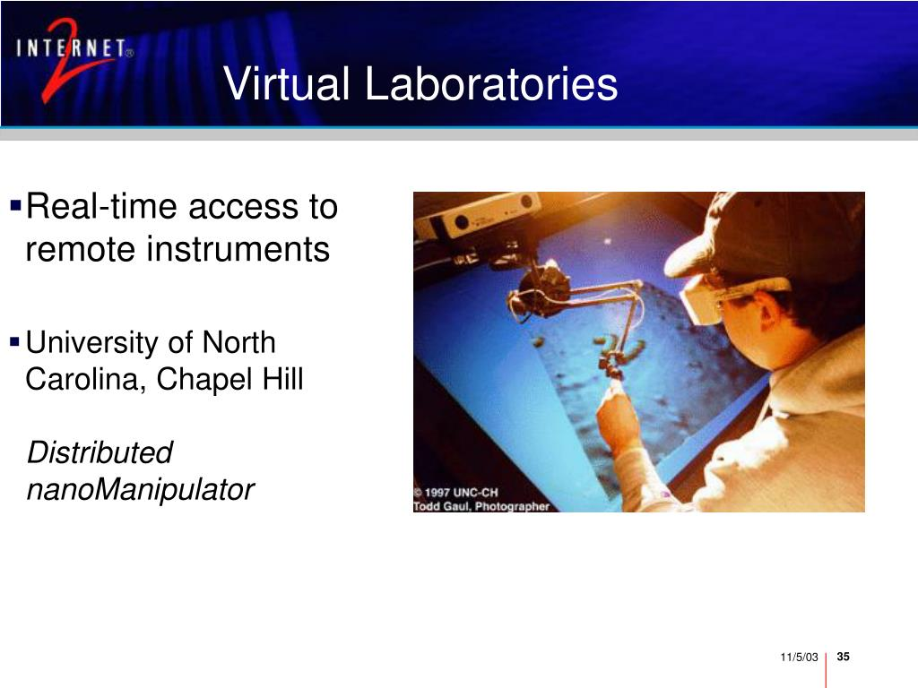 Real-time access to remote instruments