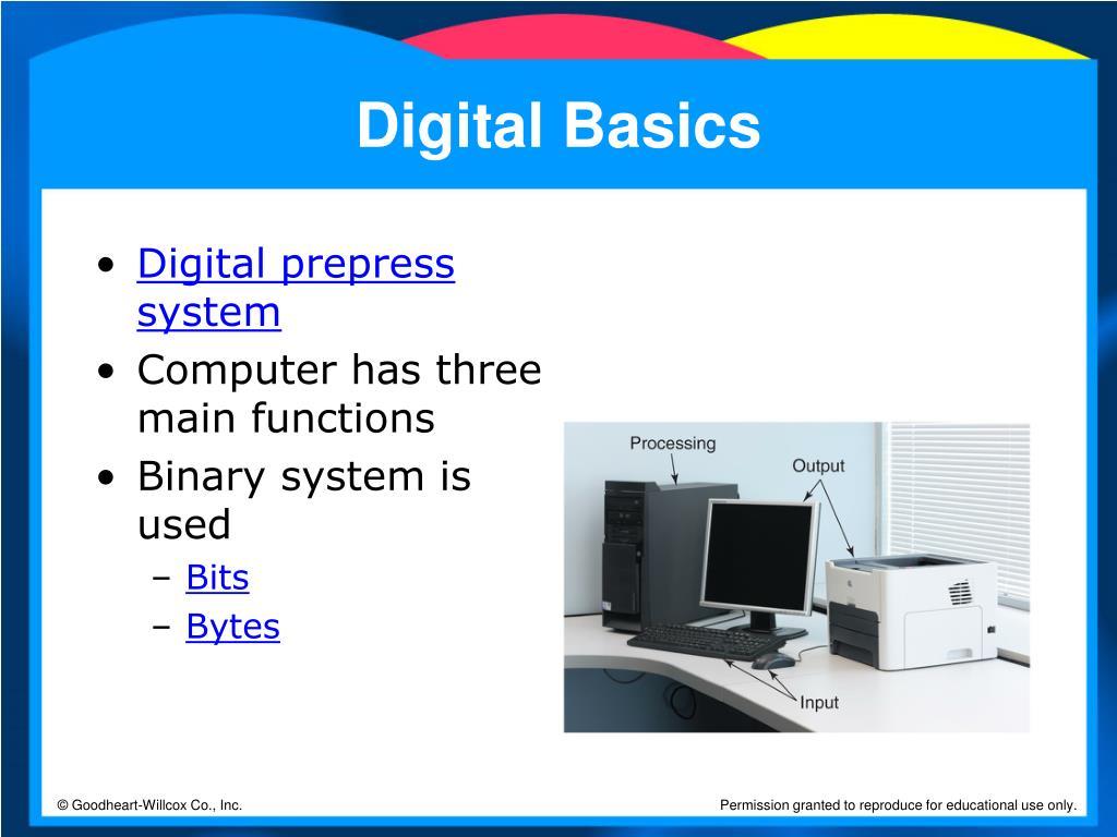 Digital Basics