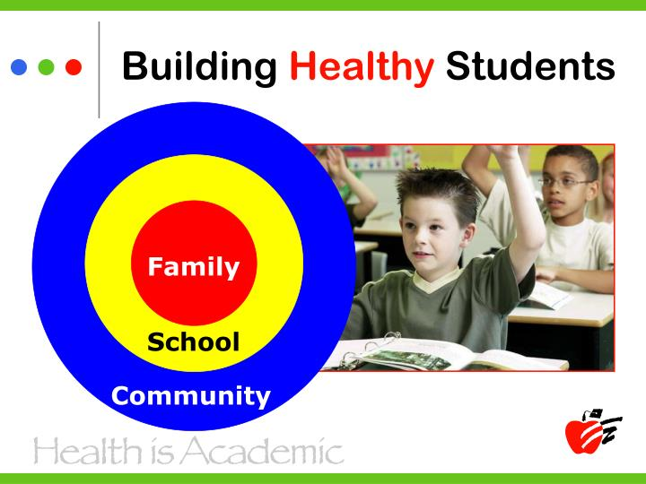 Building healthy students