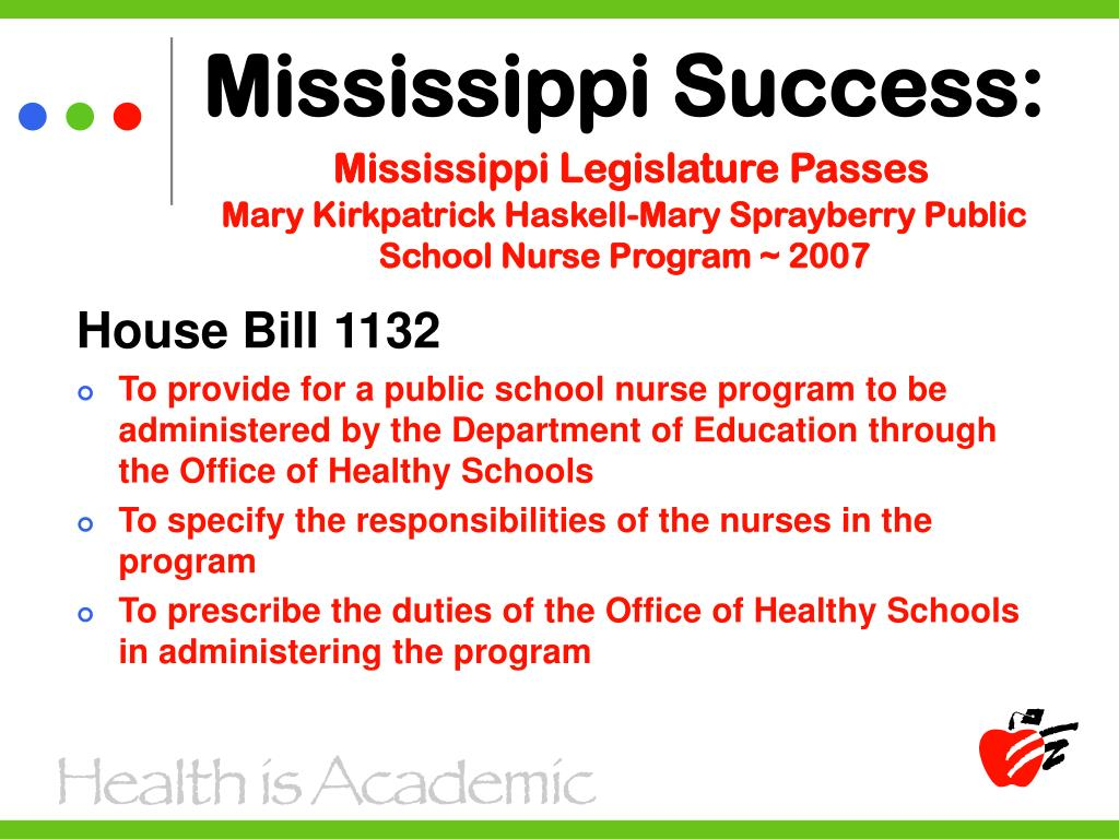 Mississippi Success: