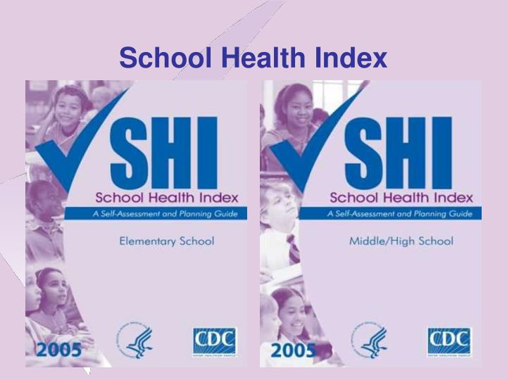 School health index