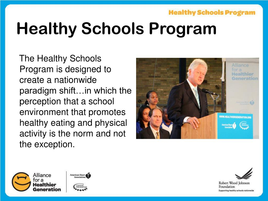 Healthy Schools Program