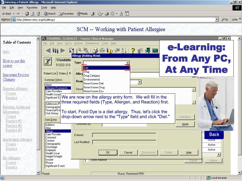 e-Learning: