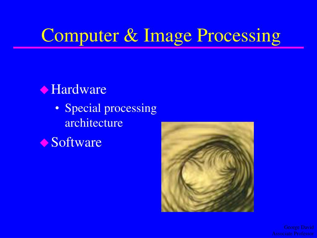 Computer & Image Processing