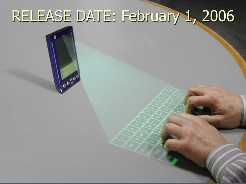 RELEASE DATE: February 1, 2006