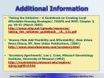 additional information25