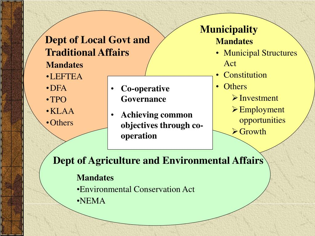 Municipality