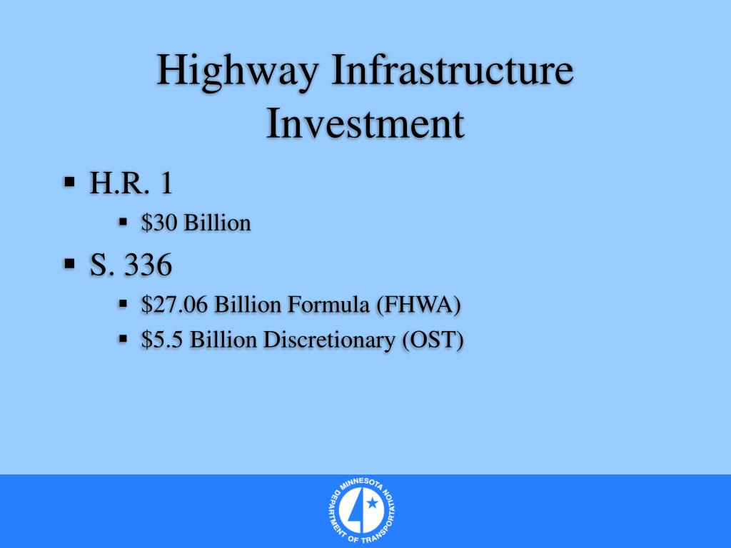 Highway Infrastructure Investment