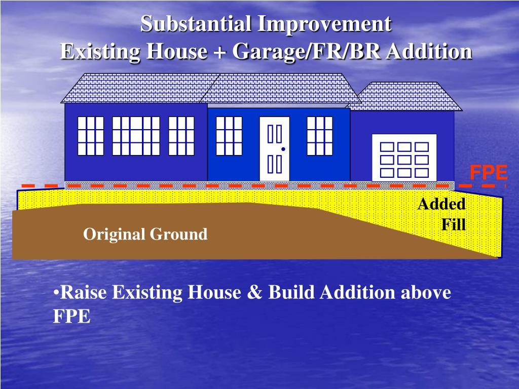 Substantial Improvement