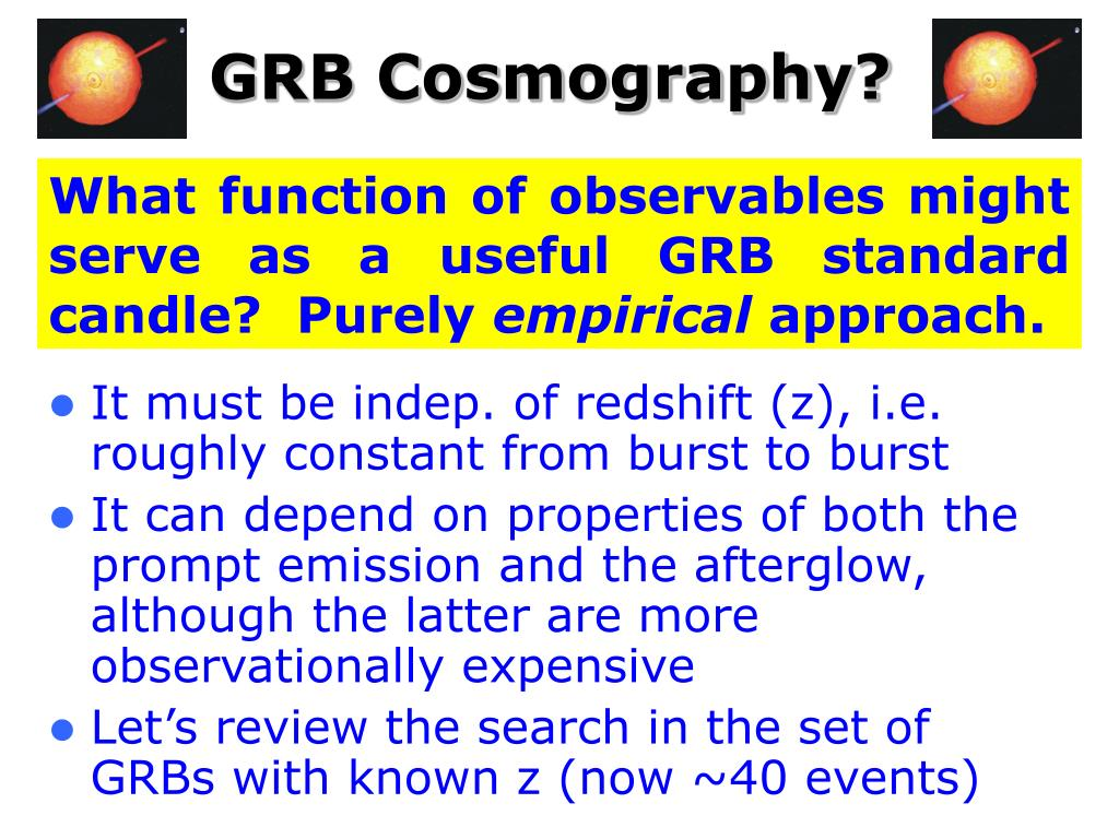 GRB Cosmography?