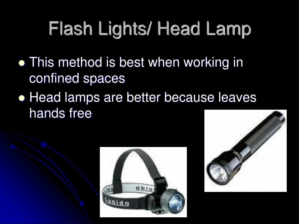 Flash Lights/ Head Lamp