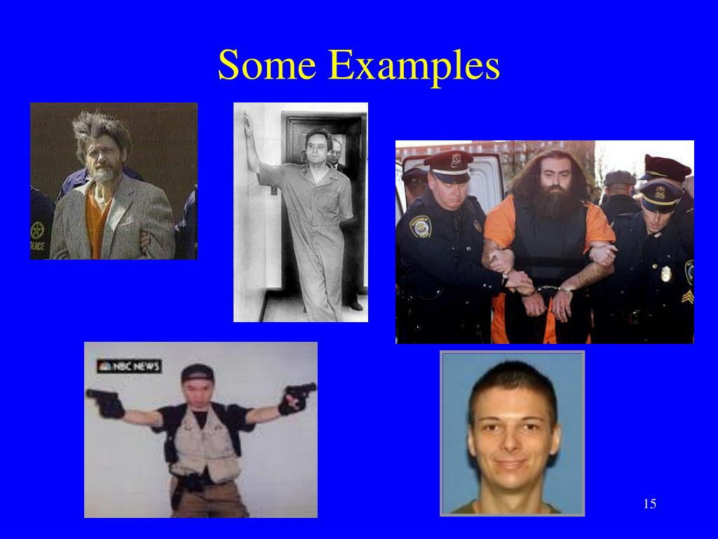 Some Examples