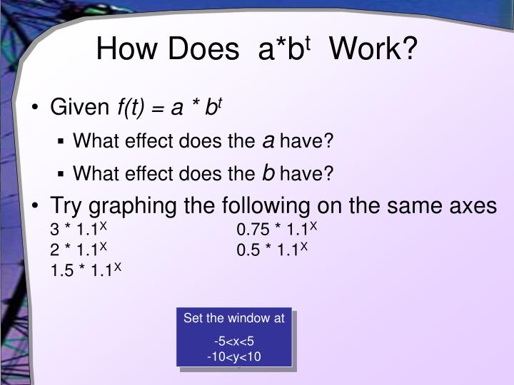 How does a b t work