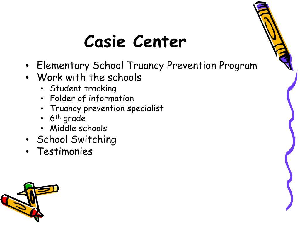 Casie Center