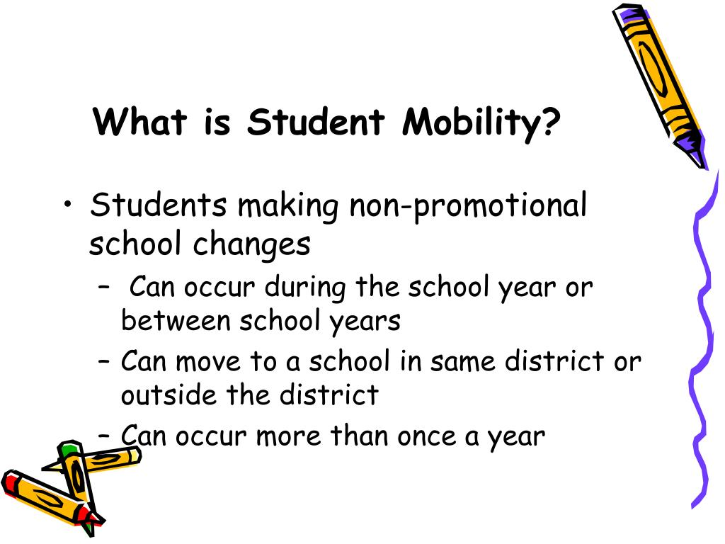 What is Student Mobility?
