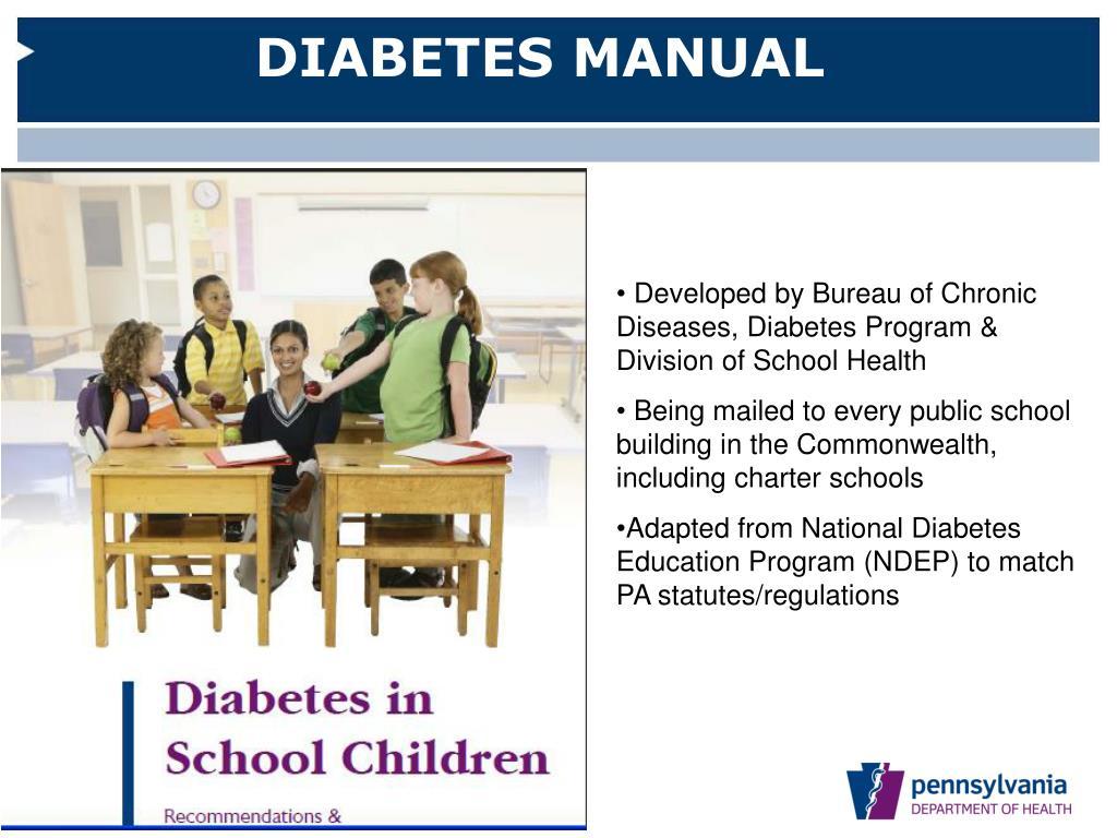 DIABETES MANUAL