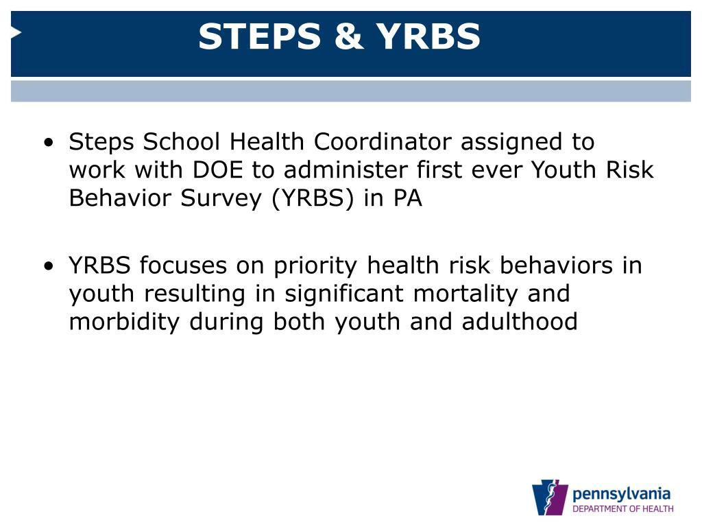 STEPS & YRBS