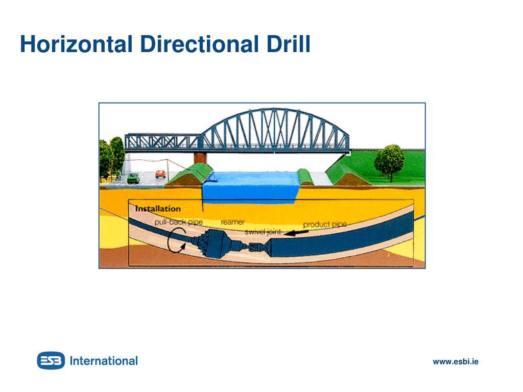 Horizontal Directional Drill