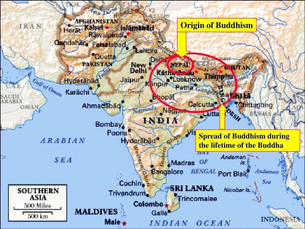 Origin of Buddhism